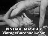 Gay Porn from VintageBareback - Vintage-Mash-up