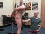 Gay Porn from BreederFuckers - Spanking-Machine