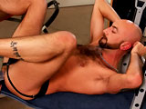 Gay Porn from butchdixon - Mark-Thorn