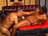 From StrongMen - Gay-Interracial-Sex