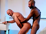 Gay Porn from butchdixon - Pedro-Mikel