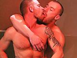 Gay Porn from UkNakedMen - Banged-Up-Harder