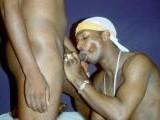 Ebony Gay Enjoys Anal - Gay Gangsta