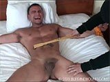 Gay Porn from mission4muscle - Bound-Muscle-God