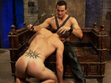 Gay Porn from boundgods - Parker-London-Vs-Patrick-Hunt