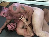 Frank Defeo and Derek Atlas
