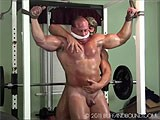 Gay Porn from mission4muscle - Stone-Henge-Muscle-Gym-Bound