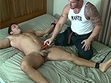 Tickling Hunks Bound