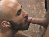 Gay Porn from RawAndRough - Hairy-Piss-Drinker