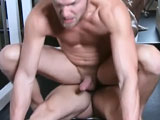 Gay Porn from DominicFord - Gym-Fuck:-John-Magnum-And-Steven-Daigle