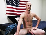 Gay Porn from AllAmericanHeroes - Sexy-Firefighter-Unloads