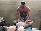 Gay Porn from buffandbound - Zues-Bound