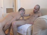 Skinny Guy With Huge Cock