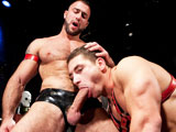 Gay Porn from HotHouse - Sektor-9-Part-1-Scene-1