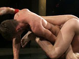 Gay Porn from nakedkombat - Micah-Andrews-Vs-Zach-Alexander