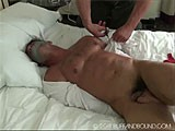 Gay Porn from buffandbound - Derek-Atlas-Hog-Tie