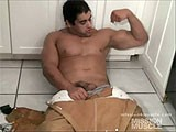 Gay Porn from mission4muscle - Angelo-Antonio-Jerk-Off
