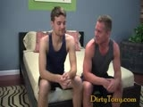 Gay Porn from dirtytony - Ginger-On-Ginger