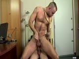 Gay Porn from MenDotCom - The-Ringing-Secretary