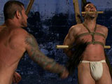 Gay Porn from boundgods - Nick-Moretti-And-Jason-Miller