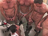Gay Porn from RawAndRough - Human-Urinal
