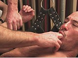 Gay Porn from RawAndRough - Sleazy-Fucking-In-The-Sling