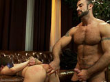 Gay Porn from boundgods - Spencer-Reed-And-Tony-Hunter