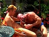 Gay Porn from mountequinox - Hairy-Daddy-Takes-Son-3