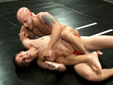 Gay Porn from nakedkombat - Krist-Cummings-Vs-Drake-Jaden