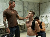 Nick-Moretti-And-Troy-Daniels - Gay Porn - BoundInPublic