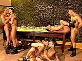 Gay Porn from mountequinox - Six-Buff-Soldiers-Fucking-2