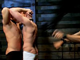 Gay Porn from boundgods - Van-Master-Sebastian-And-Kieron-Ryan