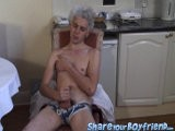 Gay Porn from ShareYourBoyfriend - Kitchen-Cream