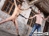 Gay Porn from boynapped - Leos-Flogging