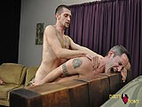 Gay Porn from dirtytony - Stud-Pounds-Bottom-Slut
