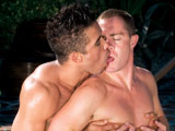 Gay Porn from falconstudios - Fahrenheit-Trent-Atkins-And-Trey-Turner