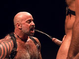 Leather and Piss Scene 1