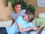 Gay Porn from GayLifeNetwork - Twinks-Stress-Reliever