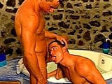 Gay Porn from mountequinox - Uncut-Chiseled-Dudes-Fuck