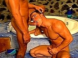 Gay Porn from mountequinox - Uncut-Chiseled-Dudes-Fuck-3