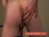Gay Porn from NakedMarine - Tattooed-Firefighter-Sprays