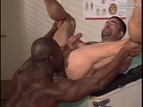 Gay Porn from TitanMen - Black-And-White;-Scene-4