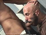 Gay Porn from RawFuckClub - Gagged-In-A-Public-Restroom