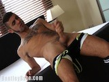 Sexy Punk Has a Jerks His Cock