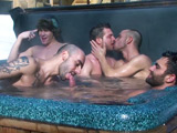 Behind-The-Scenes-Of-cabin-Retreat - Gay Porn - LucasEntertainment