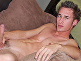 Gay Porn from CollegeDudes - Austin-Gama-Busts-A-Nut