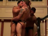 Gay Porn from OnTheHunt - Boston-Spanking-Party