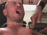 Gay Porn from RawAndRough - Ass-Wrecker-Pisses-On-Jayson
