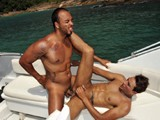 Gay Porn from Rawpapi - Hot-Guy-Cum-On-Latin-Face