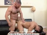 Gay Porn from CocksureMen - Samuel-And-Louis